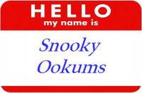 Snookyookums